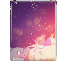 Totoro and Mei iPad Case/Skin
