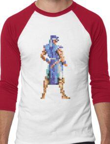 Richter Belmont Vintage Pixels SOTN Men's Baseball ¾ T-Shirt