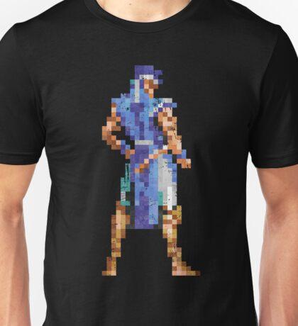 Richter Belmont Vintage Pixels SOTN Unisex T-Shirt