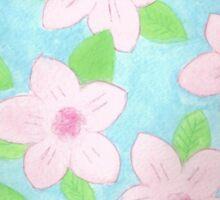 Floral Fantasy Sticker