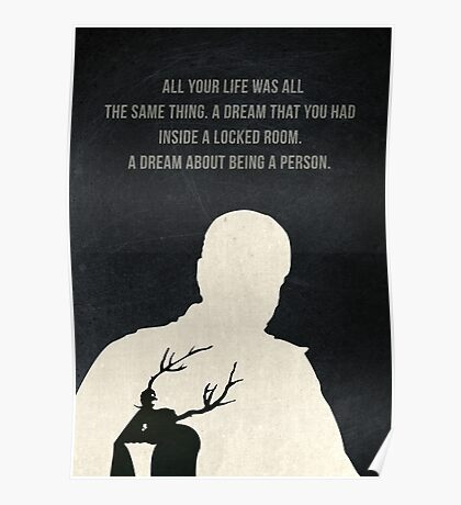 A Dream About Being a Person Poster