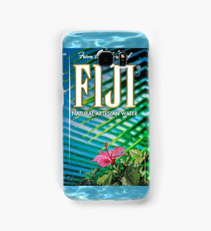 FIJI WATER // PHONE CASE Samsung Galaxy Case/Skin