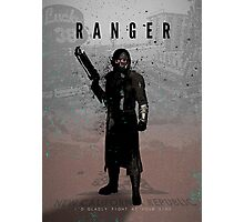 Heroes of Gaming - NCR Ranger Photographic Print