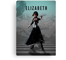 Legends of Gaming - Elizabeth Canvas Print