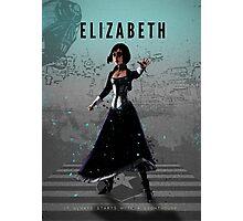Legends of Gaming - Elizabeth Photographic Print