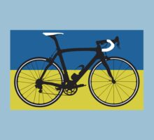 Bike Flag Ukraine (Big - Highlight) by sher00