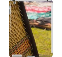 Getting Ready to Go Up iPad Case/Skin