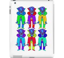 Alien Vampires #6 iPad Case/Skin