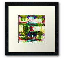 tower block 1d Framed Print