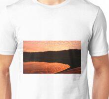 Burning water Unisex T-Shirt