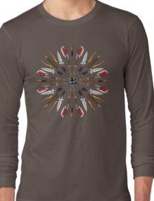 Buffy Mandala Long Sleeve T-Shirt