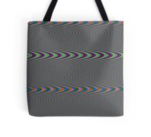 Sawtooth Chirp from 440Hz to 1320Hz Tote Bag