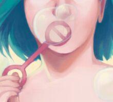 Bubbly Spirit Sticker