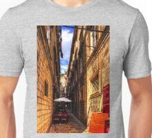 Dubrovnik Alleyway Unisex T-Shirt