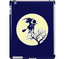 HALLOWEEN - MOONLIGHT WITCH iPad Case/Skin