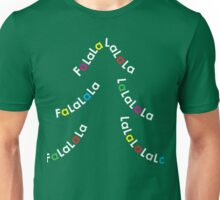 Christmas Tree Type Unisex T-Shirt