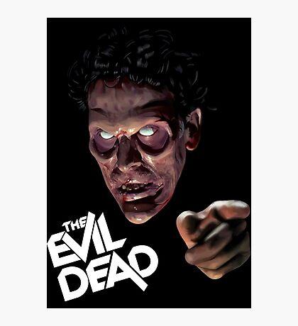 The Evil Dead Photographic Print