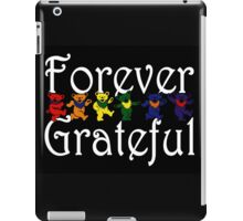 Forever Grateful iPad Case/Skin