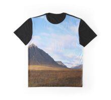 Buachaille Etive Mor sunrise Graphic T-Shirt