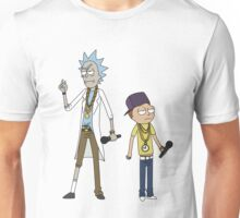 Rick and Morty - Rappers Unisex T-Shirt