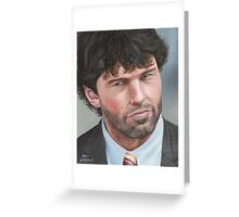 68 Devils In One Jersey Greeting Card