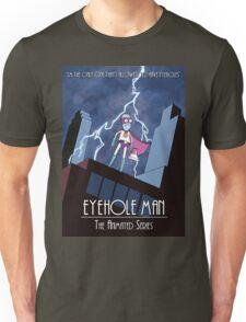 Eyehole Man - The Animated Series (parody) Unisex T-Shirt