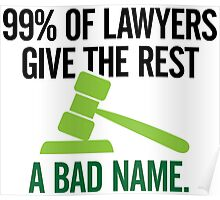 99 Of Lawyers 1 (dd)++ Poster