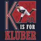 K is for Kluber by DesignSyndicate