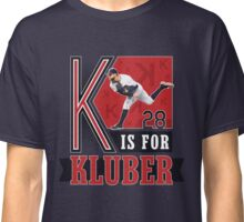 K is for Kluber Classic T-Shirt