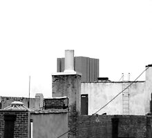 Rooftops by quintinbell
