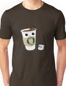 Kawaii Coffee Unisex T-Shirt