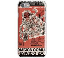 ¡Zombies Comunistas! iPhone Case/Skin