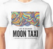 MOON TAXI TOUR 2016 LIVE IN COLORADO Unisex T-Shirt