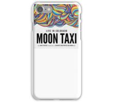 MOON TAXI TOUR 2016 LIVE IN COLORADO iPhone Case/Skin