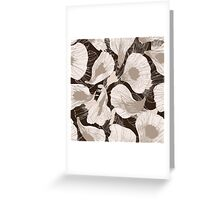 Petals of your flowers Greeting Card