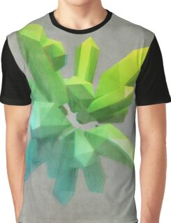 Anaglyph // Kryptonite Graphic T-Shirt
