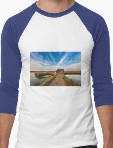 Newtown Quay Men's Baseball ¾ T-Shirt