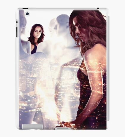 Dollhouse - Eliza Dushku iPad Case/Skin
