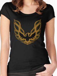 Pontiac Firebird Women's Fitted Scoop T-Shirt
