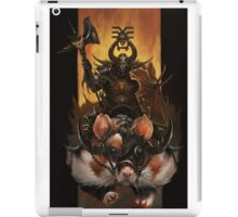Battle Hamster iPad Case/Skin