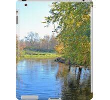 West Branch Iowa River 2 iPad Case/Skin