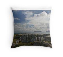 Fanad Scenery Throw Pillow