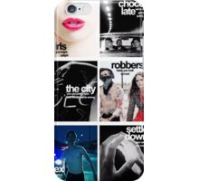 The 1975 Song Covers iPhone Case/Skin