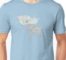 Ellie the Elephant. Unisex T-Shirt