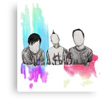 Faceless 182 Canvas Print