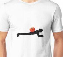 Tomato plank Unisex T-Shirt