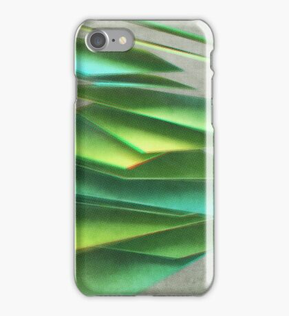 Anaglyph // Shards iPhone Case/Skin