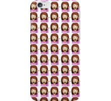 Emoji Girl iPhone Case/Skin