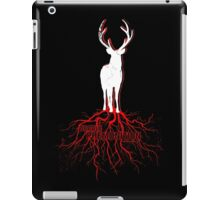 Deadly Premonition Red Roots iPad Case/Skin