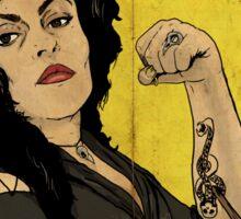 Bellatrix the Riveter Sticker